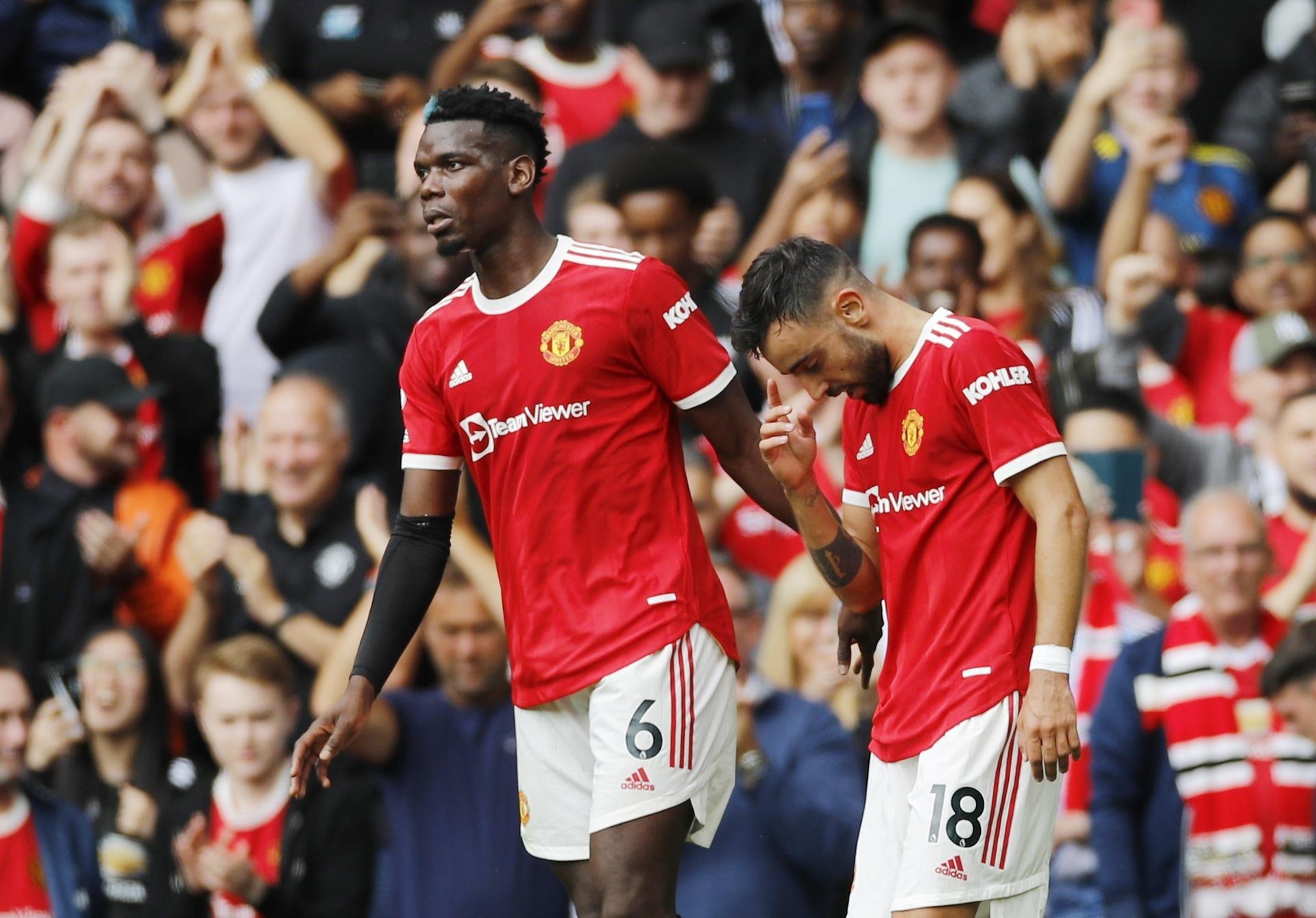 Bruno Fernandes và Pogba tỏa sáng, Man Utd lộ diện hình hài ứng viên vô địch - 4