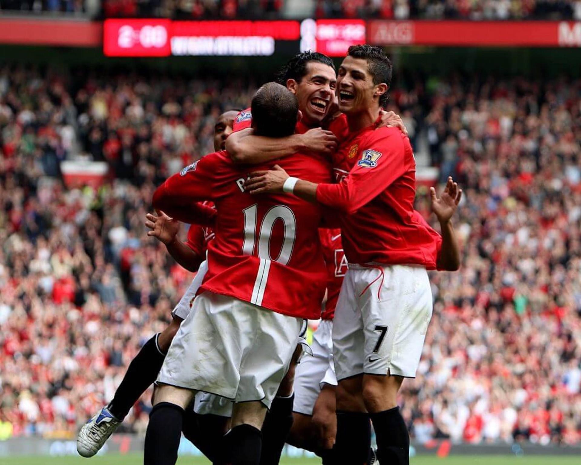 Tấn công mãn nhãn, Man Utd khởi đầu hoàn hảo chiến dịch tranh ngôi vô địch - 5