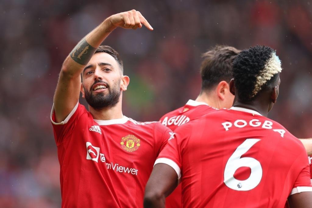 Tấn công mãn nhãn, Man Utd khởi đầu hoàn hảo chiến dịch tranh ngôi vô địch - 2