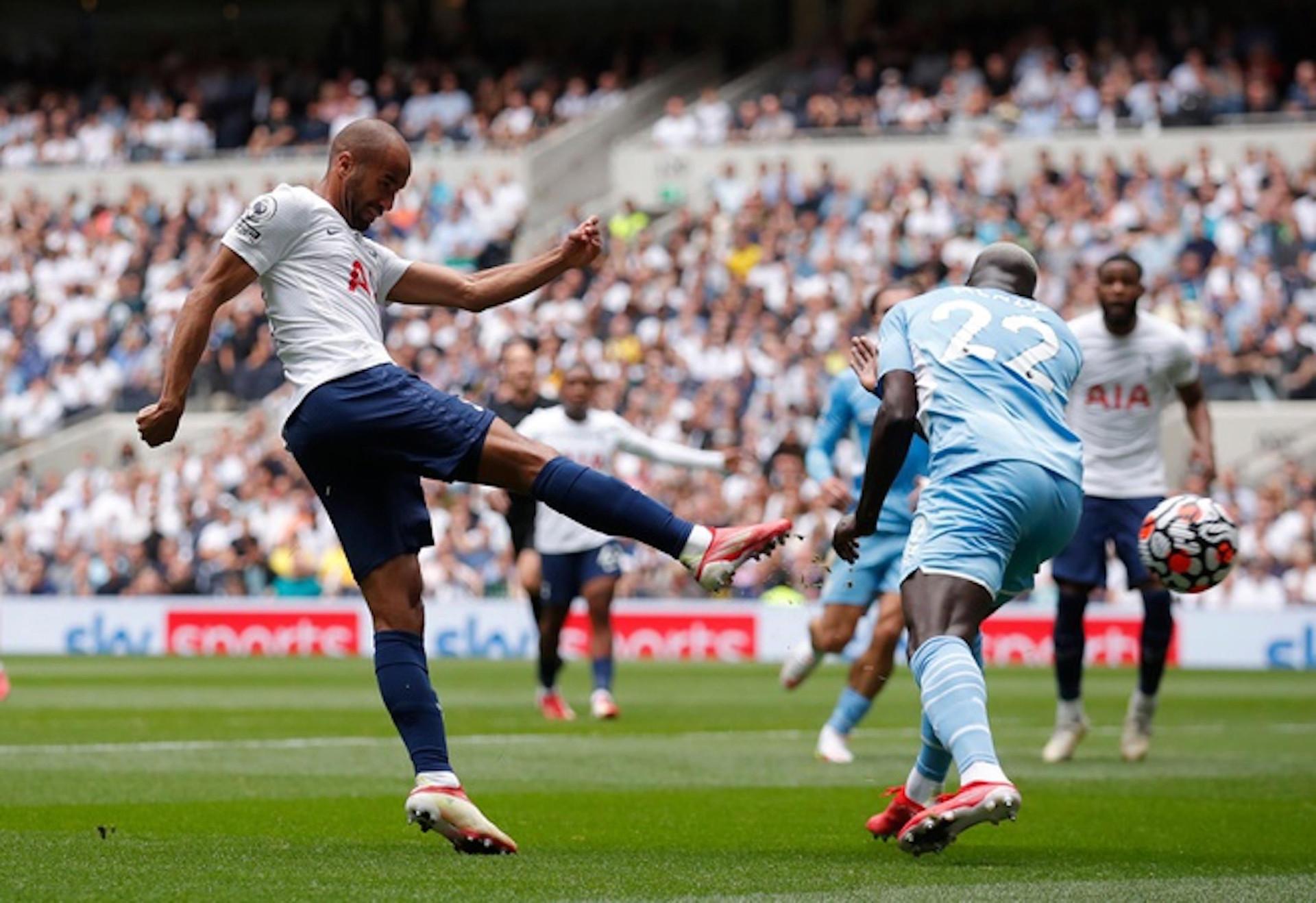 Son Heung-min lập siêu phẩm, Tottenham đánh bại Man City - 2