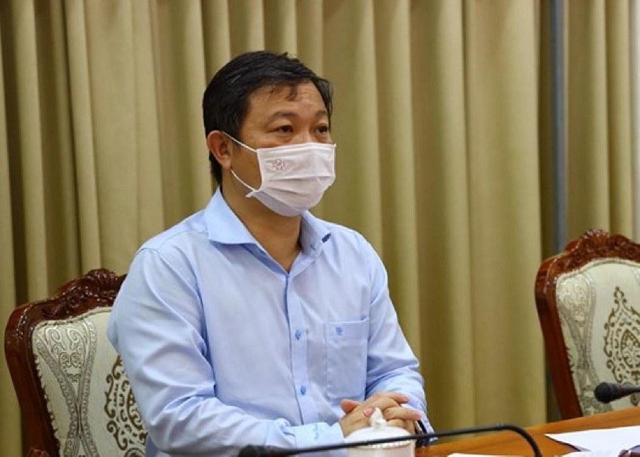 Phó Chủ tịch TP.HCM: Uu tiên vaccine cho các đối tượng có nguy cơ cao - 1