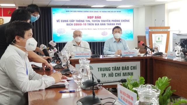 TP.HCM: Hơn 200.000 liều vaccine Vero Cell đã được tiêm chủng - Ảnh 1.