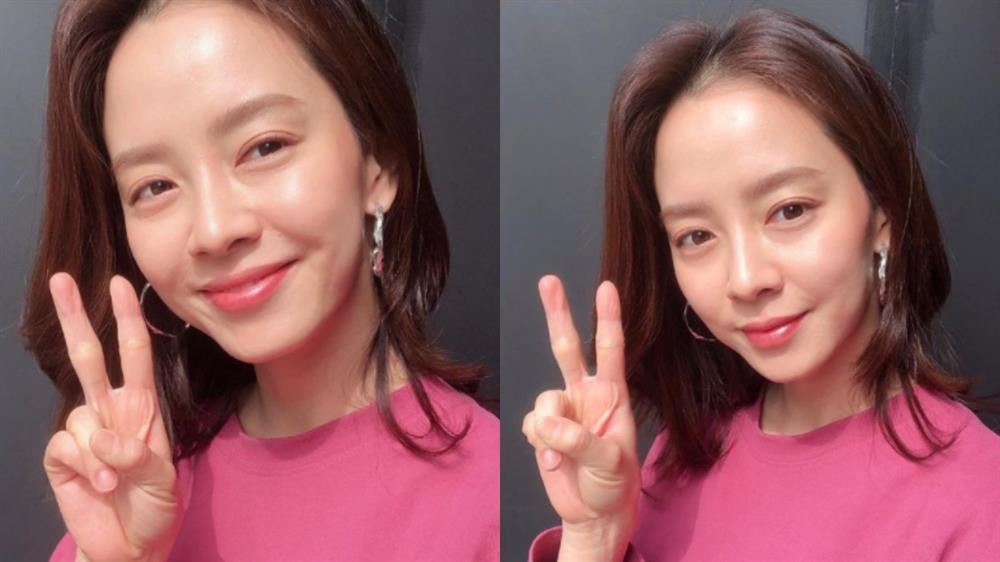 Bí quyết sở hữu vẻ đẹp không tuổi của mợ ngố Song Ji Hyo-2