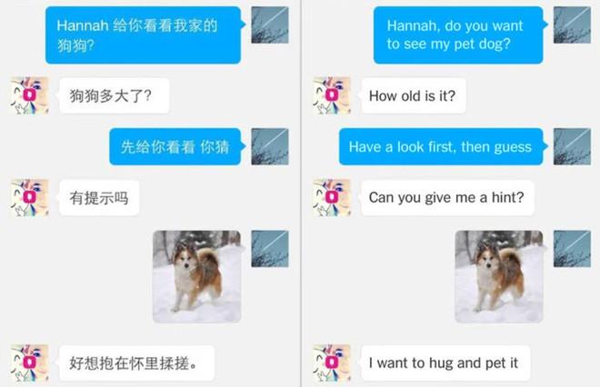 """Giới trẻ Trung Quốc thích thú """"hẹn hò"""" với chatbot AI thay cho người tình ngoài đời thực - Ảnh 4."""