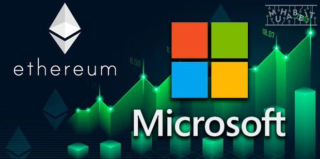 Sử dụng blockchain Ethereum, Microsoft sắp khai tử vấn nạn Win lậu trên toàn cầu - Ảnh 1.