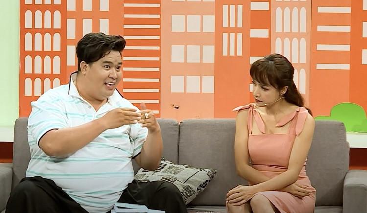Nghệ sĩ Hoàng Mập dọa Liêu Hà Trinh cẩn thận bởi những lời đường mật của chồng sắp cưới