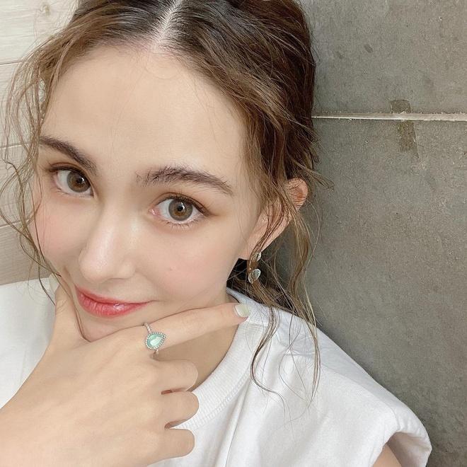Cách vợ Châu Kiệt Luân giữ da không tỳ vết-2
