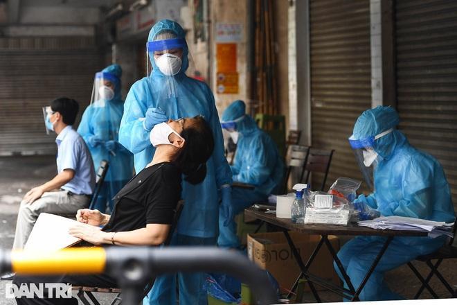 Nguy cơ lây lan dịch bệnh tại Hà Nội vẫn ở mức cao, khó lường-2
