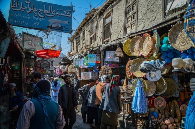 Nhiếp ảnh gia liều mình 'tiến vào Kabul' để thấy một Afghanistan rất khác - 3