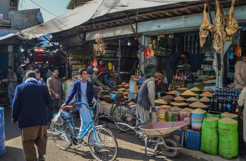 Nhiếp ảnh gia liều mình 'tiến vào Kabul' để thấy một Afghanistan rất khác - 4