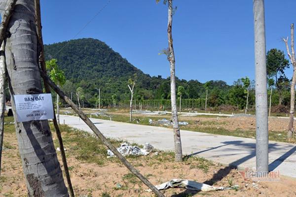 Kiên Giang ra quy định mới về diện tích tối thiểu đất được tách thửa
