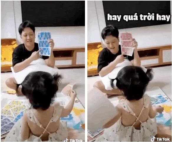 Lộ mặt con gái Trường Giang - Nhã Phương-1