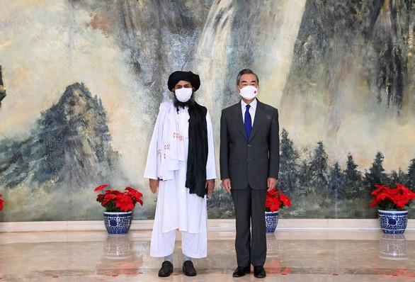 Taliban chiếm Afghanistan: Trung-Ấn 'chia sẻ' nỗi niềm chung
