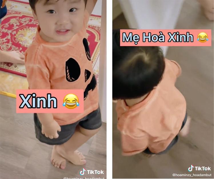 Tan chảy với cách chữa mụn cho mẹ của con trai Hòa Minzy-2