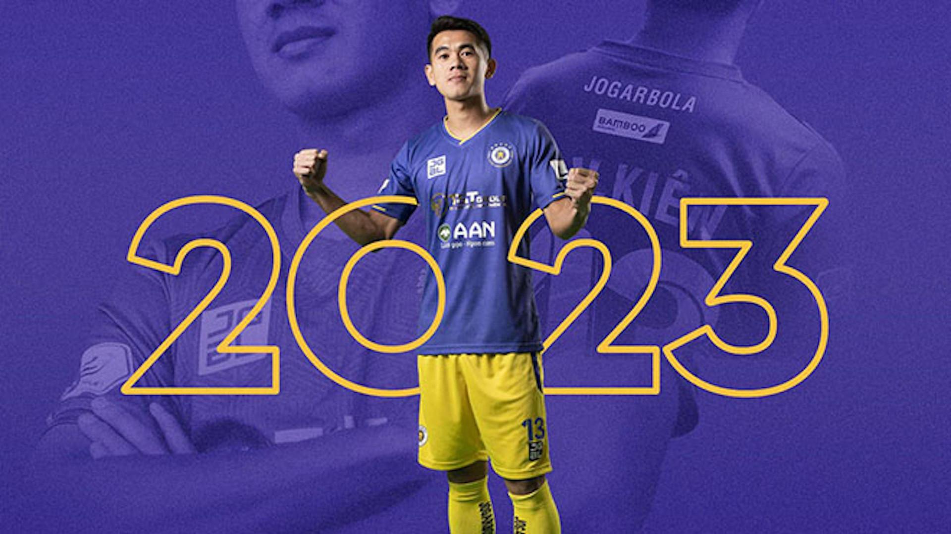 Tuyển Việt Nam gọi bổ sung hậu vệ Hà Nội FC - 1