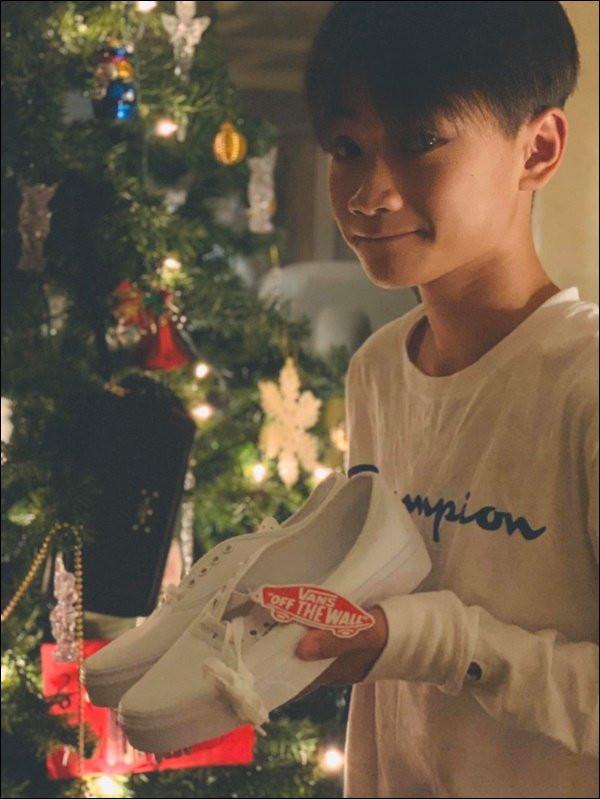 Sau 6 năm sang Mỹ, Kim Hiền và con trai đã lành vết thương, Sonic tình cảm, chữngchạc ga lăng là chỗ dựa cho mẹ-4