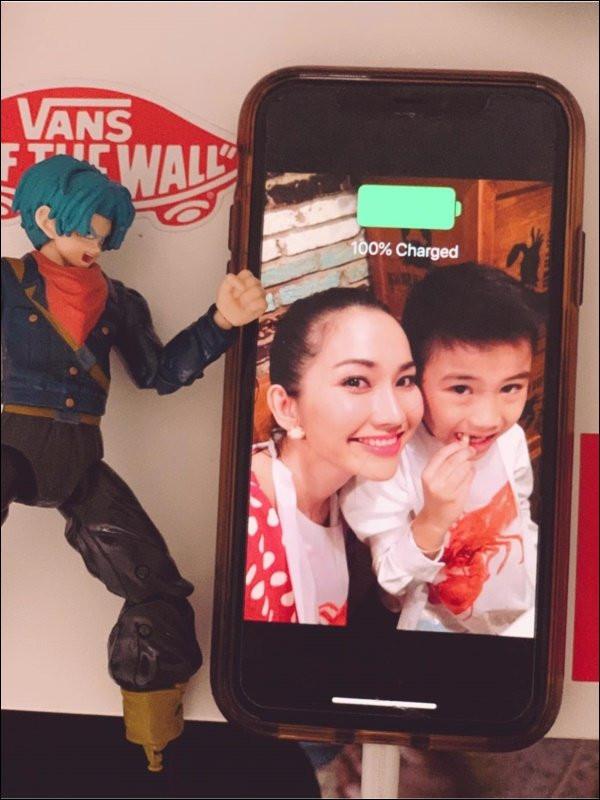 Sau 6 năm sang Mỹ, Kim Hiền và con trai đã lành vết thương, Sonic tình cảm, chữngchạc ga lăng là chỗ dựa cho mẹ-11