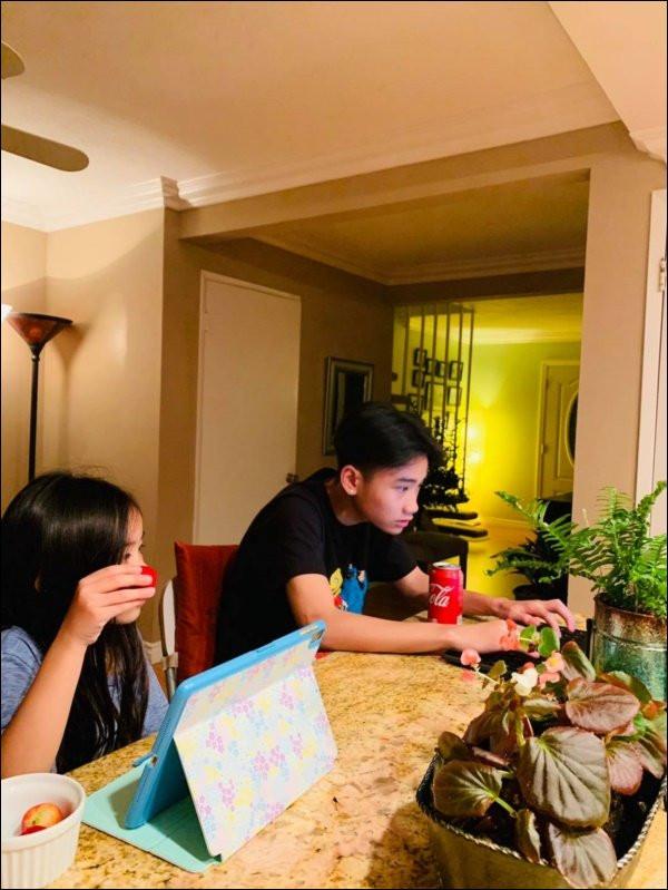 Sau 6 năm sang Mỹ, Kim Hiền và con trai đã lành vết thương, Sonic tình cảm, chữngchạc ga lăng là chỗ dựa cho mẹ-9