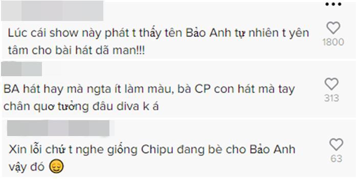 Netizen đào mộ màn hát live Bảo Anh dìm Chi Pu xuống đáy-1