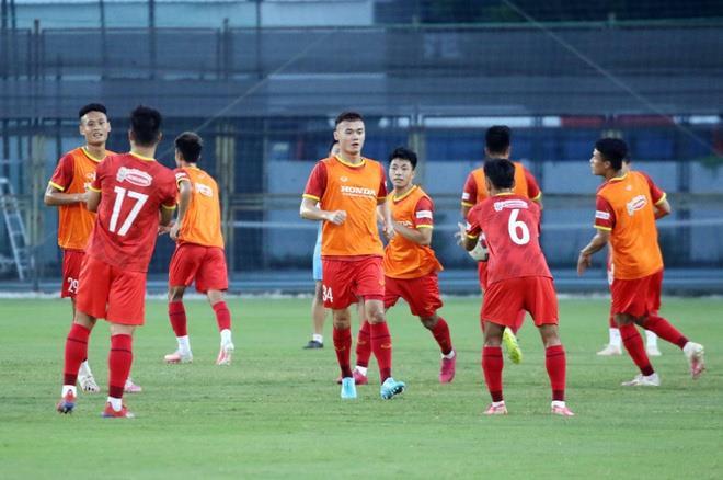 Tuyển Việt Nam đấu U22 Việt Nam trước ngày dự vòng loại 3 World Cup 2022 - 5