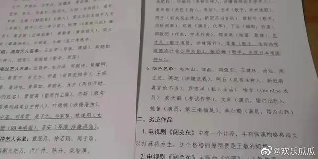 Lộ danh sách nghệ sĩ bị xem xét xử lý: Huỳnh Hiểu Minh có tên?-1