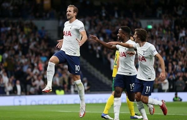Harry Kane chói sáng, Tottenham thắng rửa mặt ở cúp C3