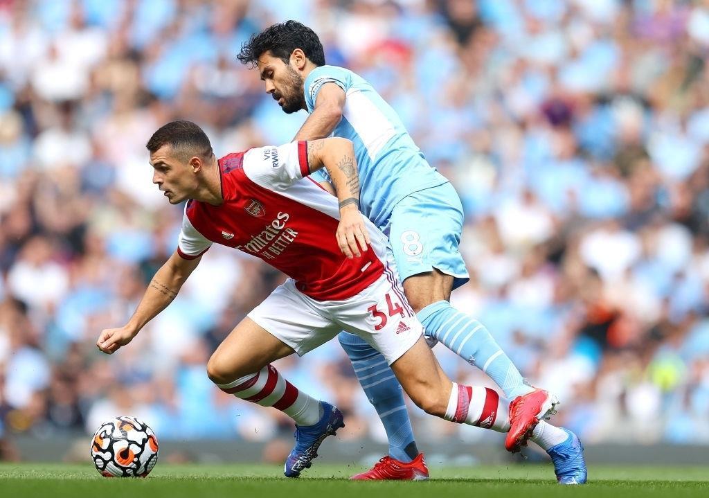Kết quả Ngoại Hạng Anh: Man City vùi dập Arsenal không thương tiếc - 1
