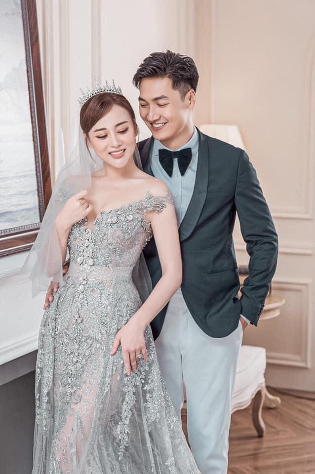 Kết phim, ảnh cưới Phương Oanh - Mạnh Trường vẫn bị chê phèn-6