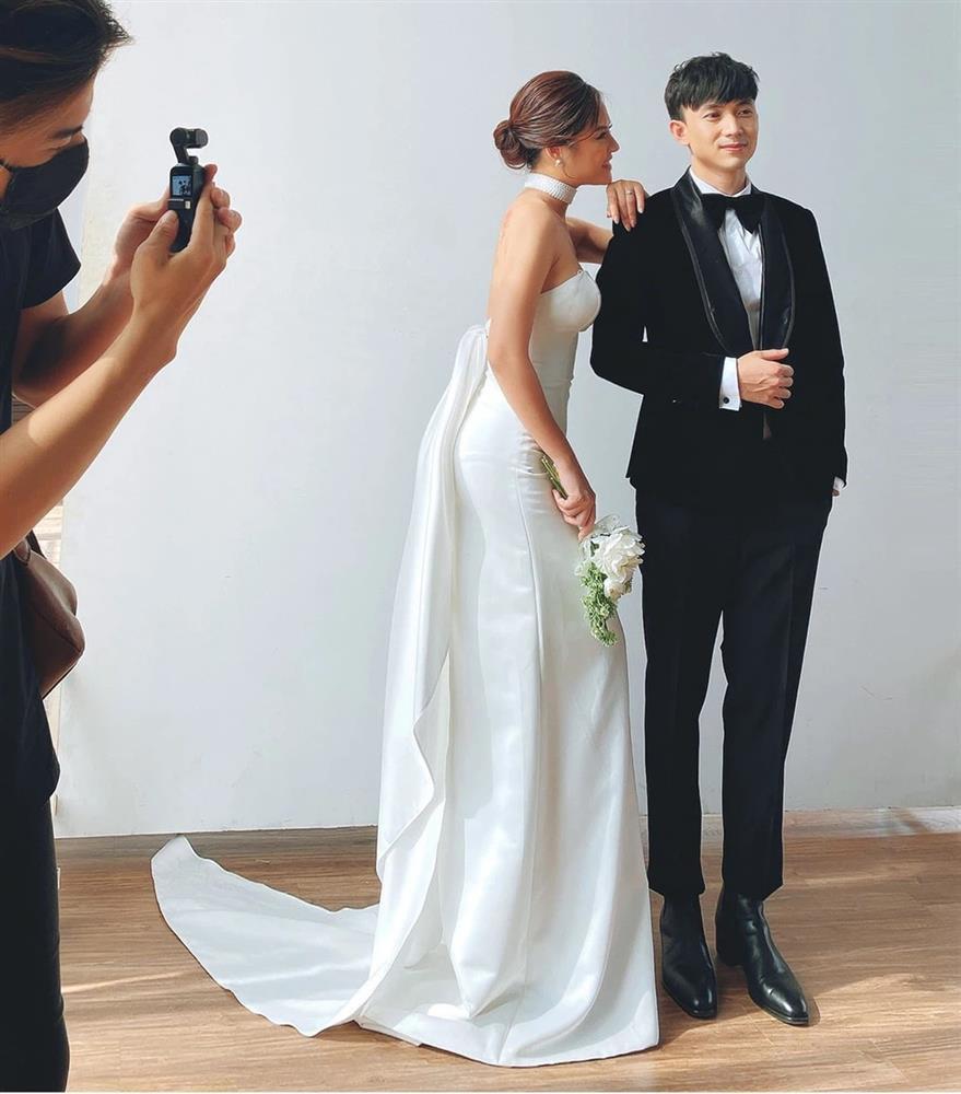 Kết phim, ảnh cưới Phương Oanh - Mạnh Trường vẫn bị chê phèn-13