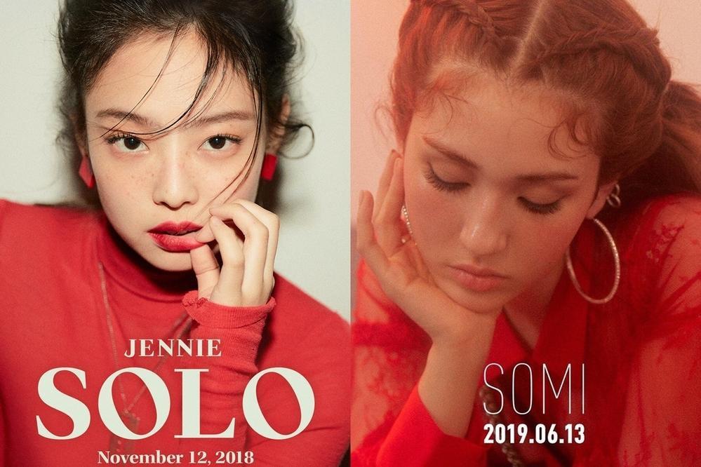 Jeon Somi đang quyết tâm làm bản sao của Rosé?-8