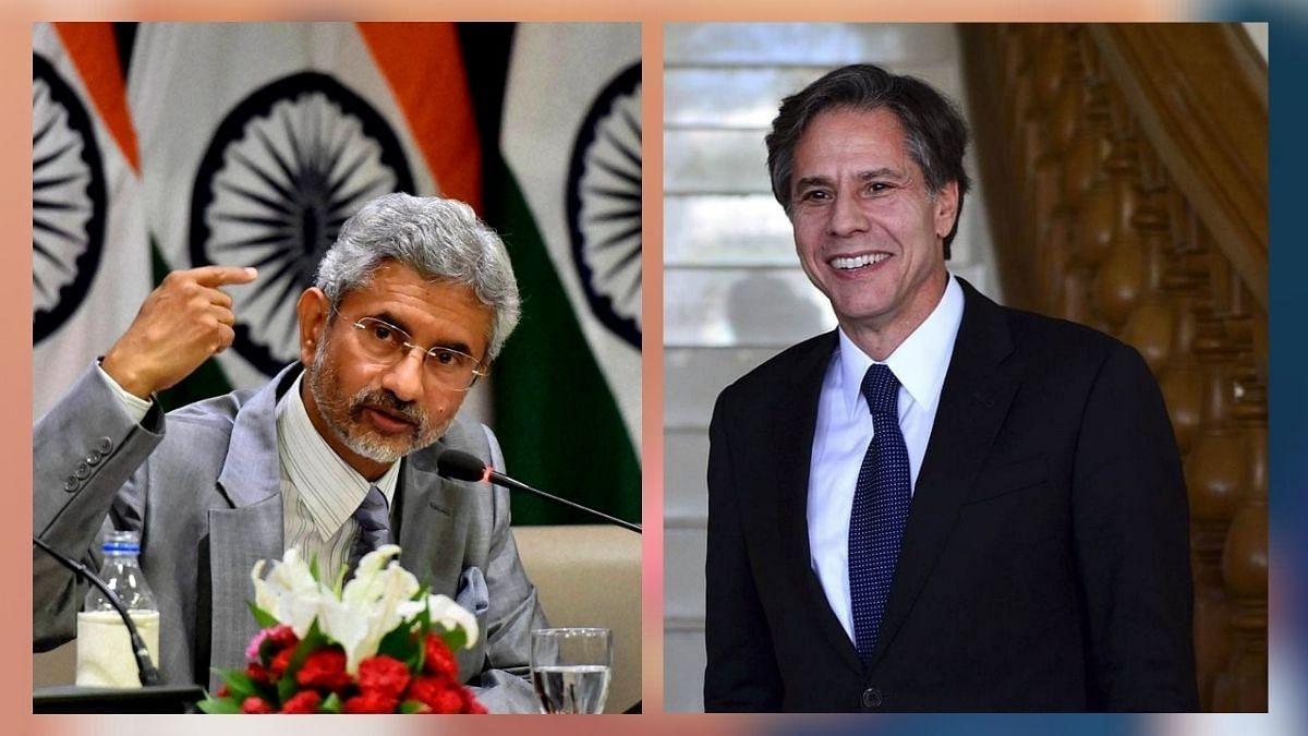 Ngoại trưởng Mỹ- Ấn Độ điện đàm về Afghanistan và thúc đẩy quan hệ song phương. (Nguồn: thequint.com)