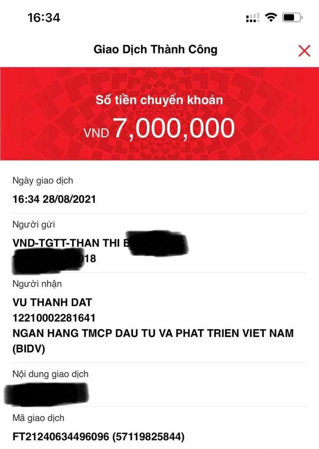 Lập tài khoản Zalo, đăng ký TK ngân hàng trùng tên người bị lợi dụng để lừa chuyển khoản với số tiền lớn - Ảnh 6.