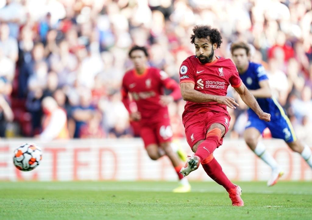 Hơn người cả hiệp 2, Liverpool bất lực chia điểm với Chelsea - 2