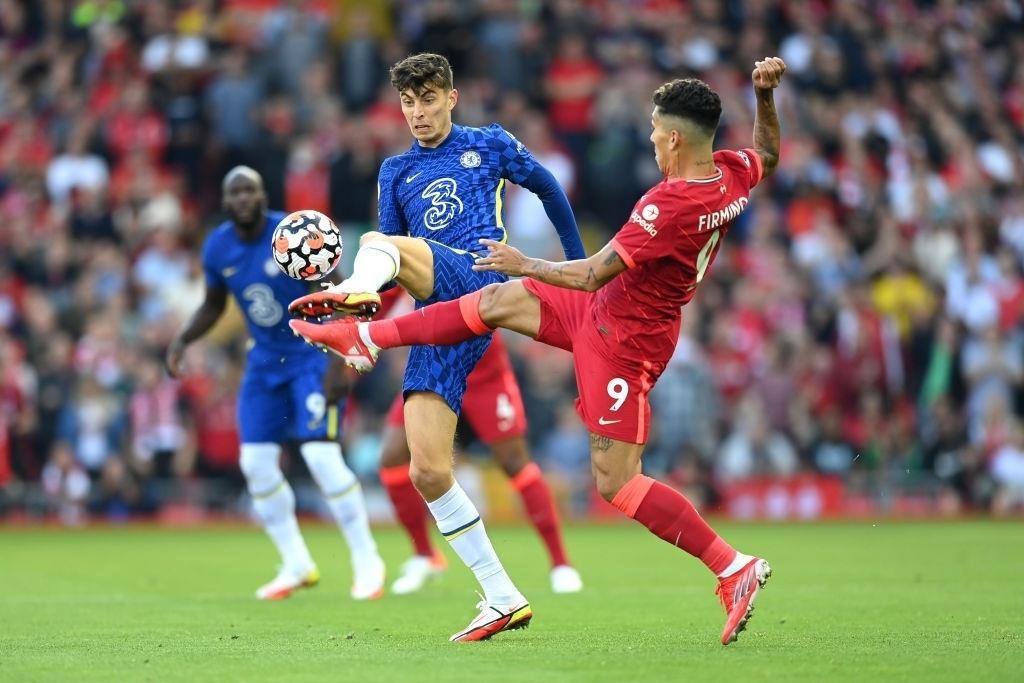 Hơn người cả hiệp 2, Liverpool bất lực chia điểm với Chelsea - 1