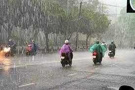 Dự báo thời tiết ngày 29/8/2021: Hà Nội tiếp tục có mưa dông kèm lốc, sét