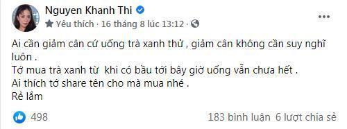 Sáng tỏ tin đồn Khánh Thi - Phan Hiển toang vì trà xanh-7