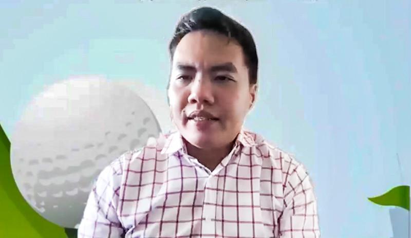 Ông Phạm Vũ Hà Linh - Chủ tịch kiểm toán Đông Nam Á