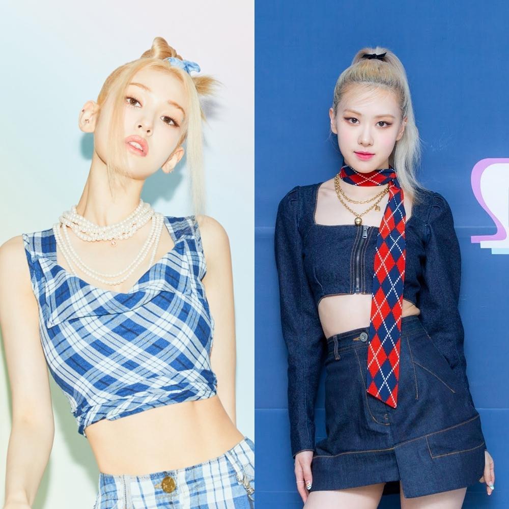 Somi trở thành bản sao của Rosé BLACKPINK khiến fan bức xúc-8