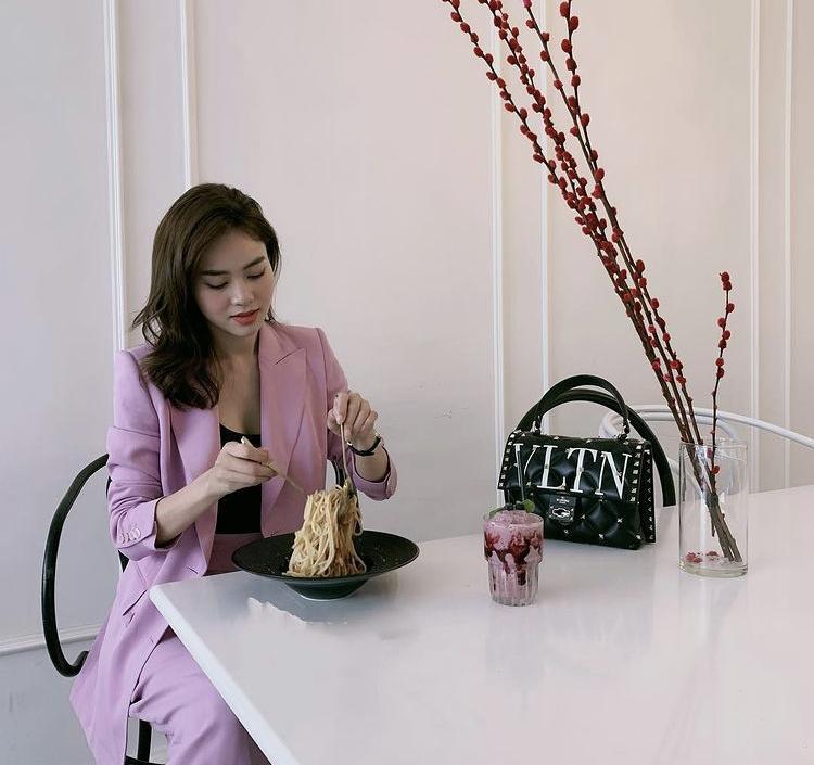 Nhã Phương, Lan Ngọc mix đồ với áo vest chuẩn style soái tỷ-8