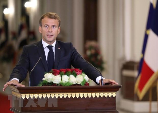 Nga hoan nghênh sáng kiến của Pháp về thiết lập