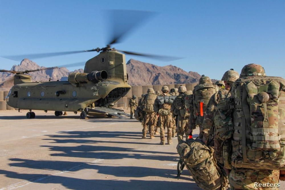 Hoa Kỳ cấm các hãng hàng không hoạt động trong không phận Afghanistan