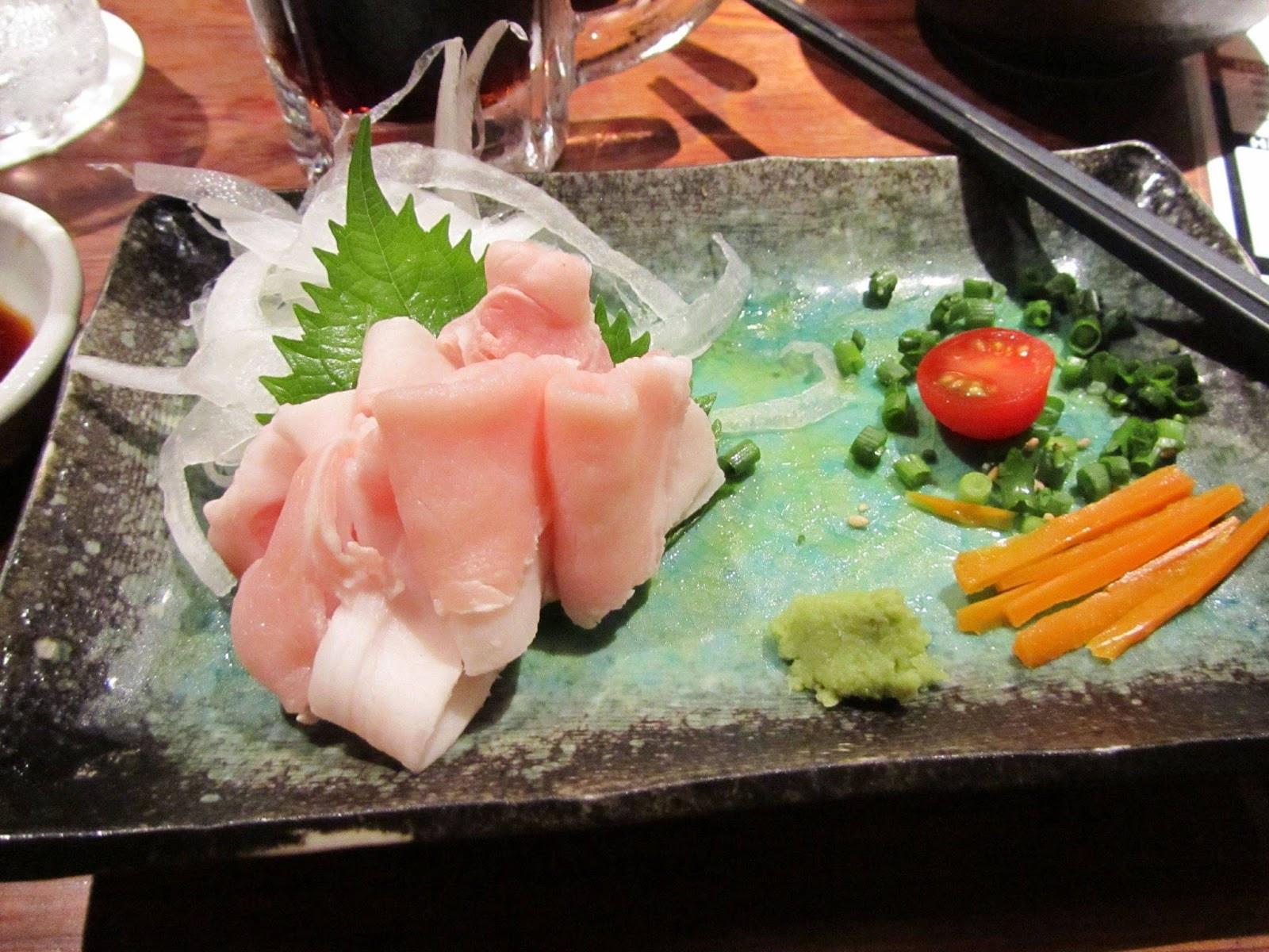 Những món sashimi tươi sống không làm từ cá của người Nhật - 5
