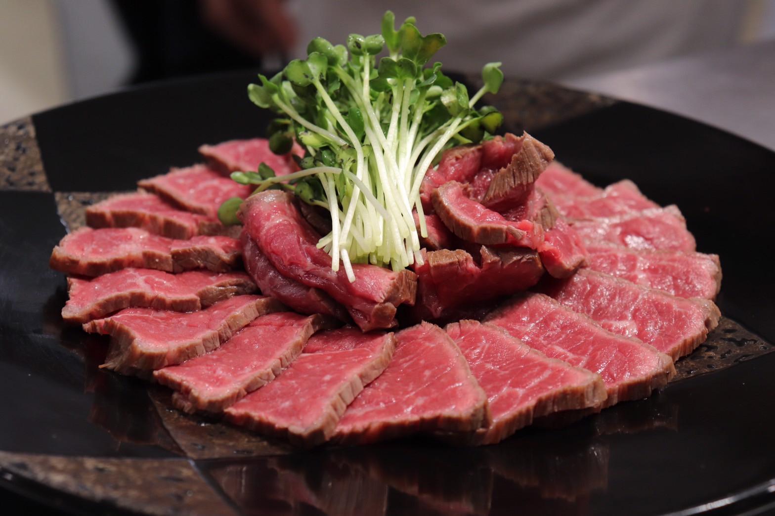 Những món sashimi tươi sống không làm từ cá của người Nhật - 1