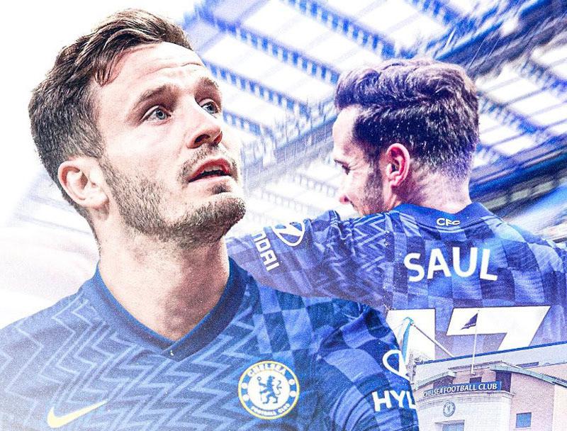 Vượt mặt MU, Chelsea rước về Saul Niguez