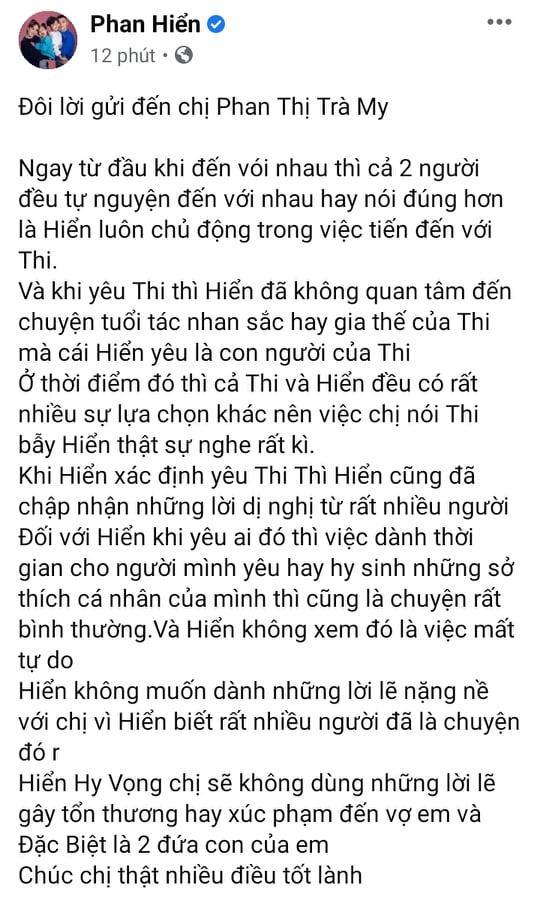 Trà My nói Khánh Thi bẫy Phan Hiển, nam chính phản ứng gắt-2