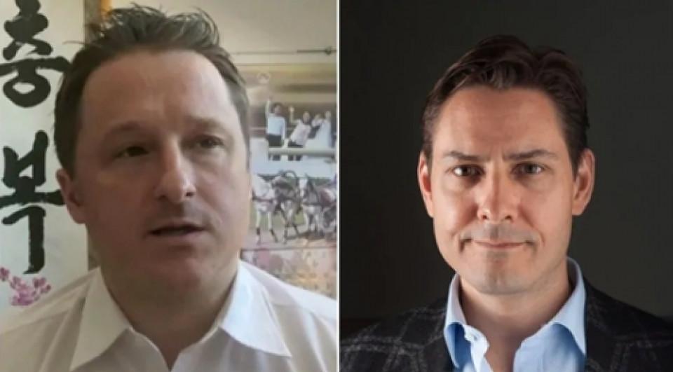 Trung Quốc khẳng định 2 công dân Canada làm gián điệp có thông đồng với nhau