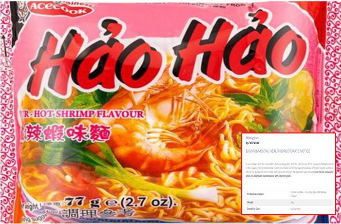 Việt Nam chưa có quy định về Ethylene Oxide trong thực phẩm - 1