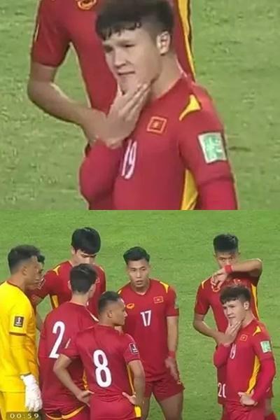 Quang Hải có động thái đầu tiên sau bàn thắng phút thứ 3-2