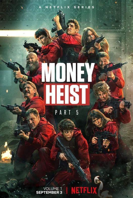 Gặp gỡ Giáo sư của 'Money Heist': Từ diễn viên vô danh đến hiện tượng toàn thế giới