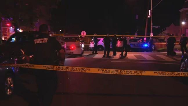 Mỹ: Xả súng ở thủ đô Washington khiến nhiều người thương vong. (Nguồn: 7news)